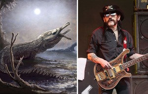 Meet the Jurassic crocodile named after Motorhead frontman Lemmy