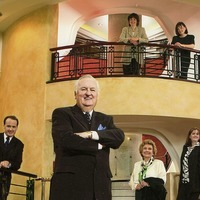 Hotels magnate Sir William playing his own 'generation game'
