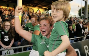 Ireland hold on to record opening win over Australia at Women's Rugby World Cup