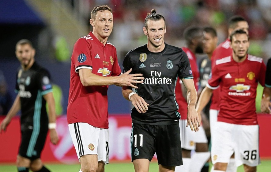 UEFA Super Cup: Real holds on to top Man Utd
