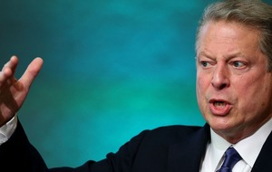 Al Gore: Trump less of climate change threat than I feared