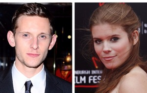 Jamie Bell gushes over 'instant connection' with new wife Kate Mara