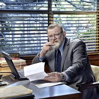 Look forward to: Mr Mercedes