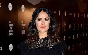Salma Hayek: 'Men do less than women and their standards are lower'