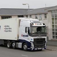Lisburn haulage firm McCulla Ireland grows turnover to £22 million