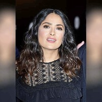 Salma Hayek weighs into the debate on the gender pay gap