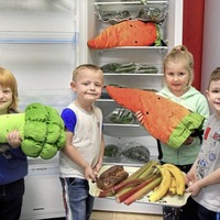 Cloughmills launches first community fridge in effort to cut food waste