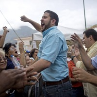 Venezuela's government continues crack down on opponents with order to arrest fifth opposition mayor