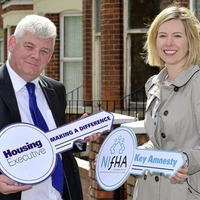 Six homes recovered in Housing Executive 'key amnesty'