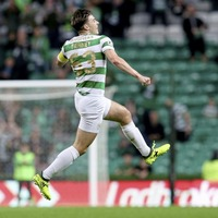 John Kennedy full of praise for Celtic starlet Kieran Tierney ahead of Partick clash