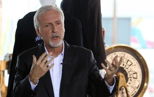 James Cameron brands Netflix and cinema joint releases 'a stupid idea'