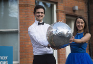 Men needed as cancer charity does Strictly Come Dancing