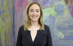 Arts Q&A: Art curator Clare Gormley, from Wonder Woman to Margaritas