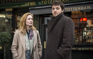 Holliday Grainger on 'pressure' of portraying JK Rowling character in Strike