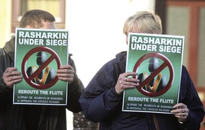 Controversial band to take part in Rasharkin parade