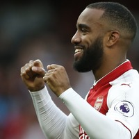 It took Alexandre Lacazette less than two minutes to score on his league debut and Arsenal fans are buzzing