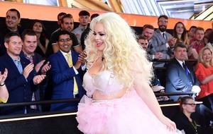YouTube star Trisha Paytas leaves Celebrity Big Brother house