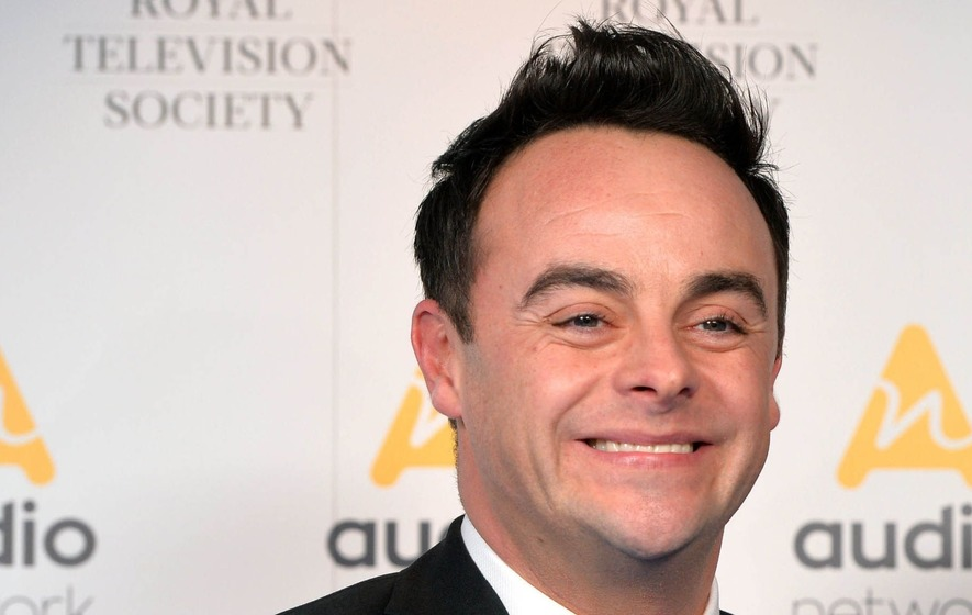 The presenter revealed how a conversation with Dec led to him seeking help