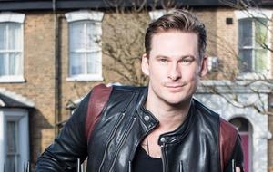 Lee Ryan jokes EastEnders co-stars think he's 'weird'