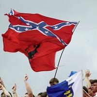 Cork fans fly Confederate flag in Croke Park despite Virginia violence