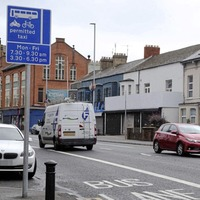 New bus lanes open in east Belfast