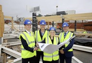 First Derivatives expands Belfast operations at former linen warehouse