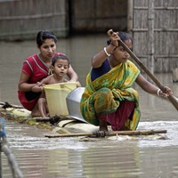 At least 360 people killed and millions displaced in monsoon floods