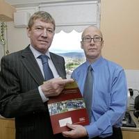 Funeral of Falls Road stalwart John Leathem