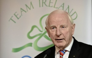 Ex-Olympic boss Pat Hickey vows to get back in the game after ticket touting charges in Rio