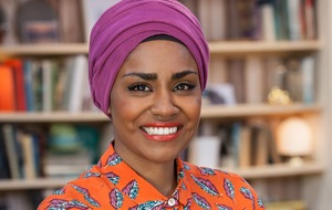 From hot cakes to host as Nadiya Hussain fronts new BBC cooking show