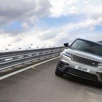 Range Rover Velar: Range extender
