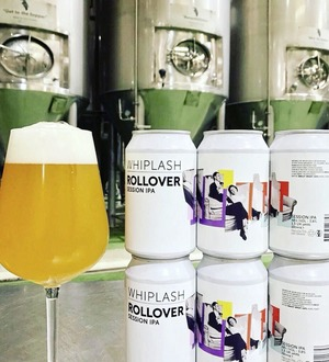 Craft Beer: It's not all about strength, as Whiplash's Rollover session IPA proves