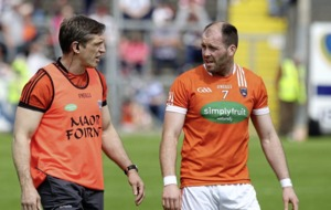 Former Armagh captain Ciaran McKeever retires from inter-county action