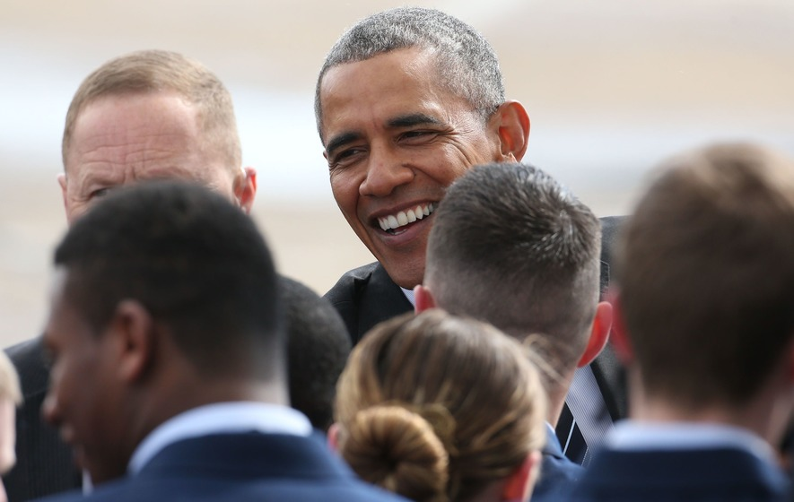 Former President Obama's tweet goes viral