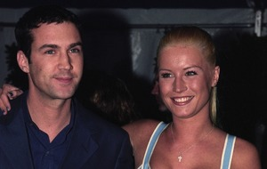 Denise Van Outen: Friendship with Johnny Vaughan was 'tarnished' by pay row