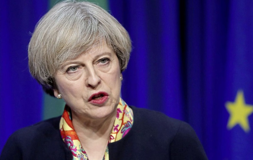 Britain seeks invisible border for Northern Ireland in Brexit negotiations