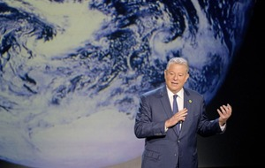 Recovering politician Al Gore brings climate into focus again in An Inconvenient Sequel