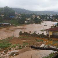 600 missing after mudslide disaster hits Sierra Leone