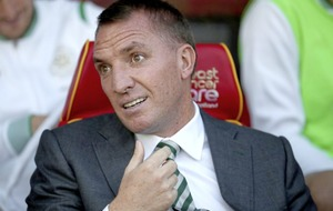 Celtic boss Brendan Rodgers without several internationals for visit of Dundee