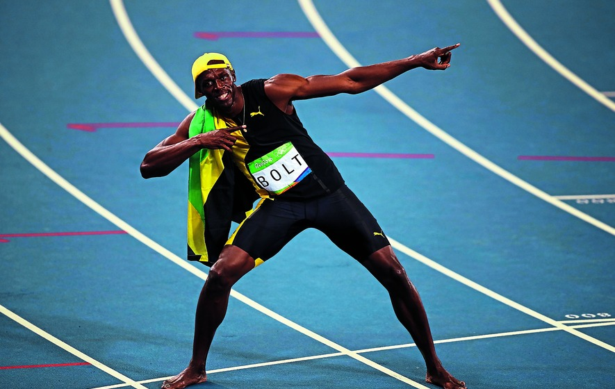 On This Day, August 5, 2012: Usain Bolt wins Olympic gold in the men's 100 metres