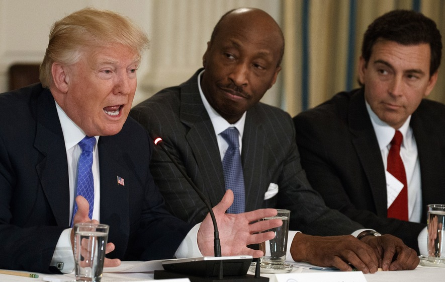 Pressure Mounts On CEOs to Step Down From Trump Council
