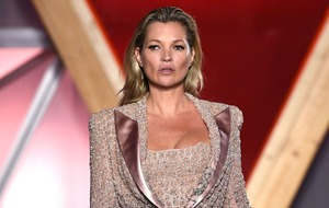 Kate Moss: I was worked like a dog on early Calvin Klein campaign