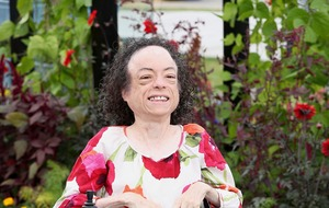 Silent Witness star Liz Carr stabbed in head with scissors by attacker