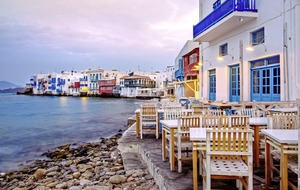 Travel: Luxury and history side by side on beautiful Mykonos