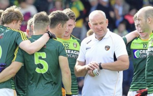 Frank Fitzsimons the only contender for Antrim football managerial post