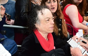 Silent Witness star Liz Carr 'looking forward to returning to work' following stabbing incident
