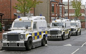 Three men arrested in connection with paramilitary style shootings