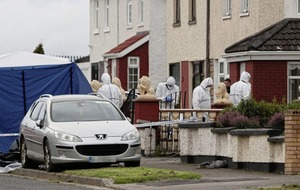 Mother-of-six and man shot dead in Dublin gangland attack