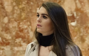 Here's everything you need to know about Hope Hicks, the interim White House communications director