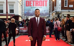John Boyega: I find it hard to gather my thoughts on Charlottesville violence